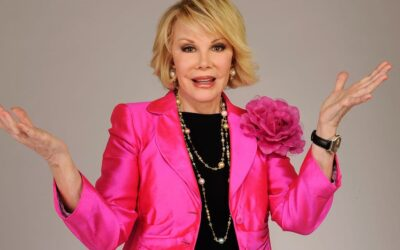 What We Can Learn from Joan Rivers